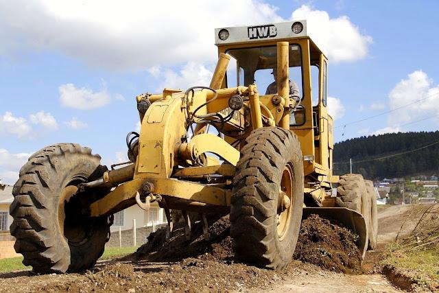 Operador de máquinas pesadas denúncia empresa por falta de condições de trabalhos