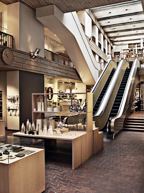 Illums Bolighus, Copenhagen's leading design department store