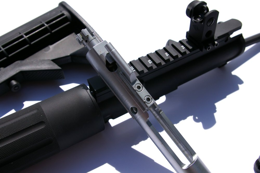 Model 1 Sales 5 56 Dissipator Upper AR-15 Kit Review