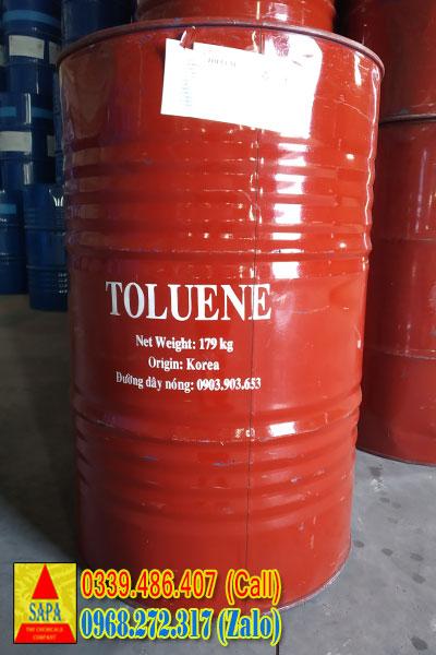 Dung môi Toluene C6H5CH3