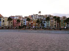 vilajoyosa playa