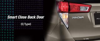 Backdoor All New-Innova