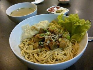Resep Mie Pangsit