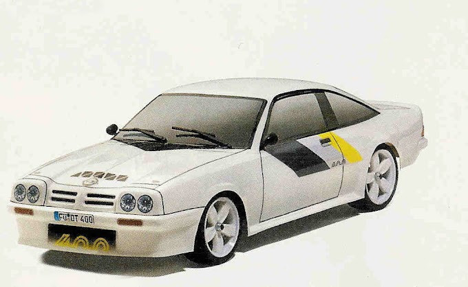 3 bolhas de clássicos da Opel