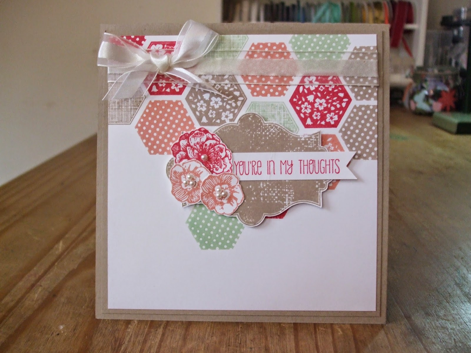 Six Sided Sampler Stampin' Up!