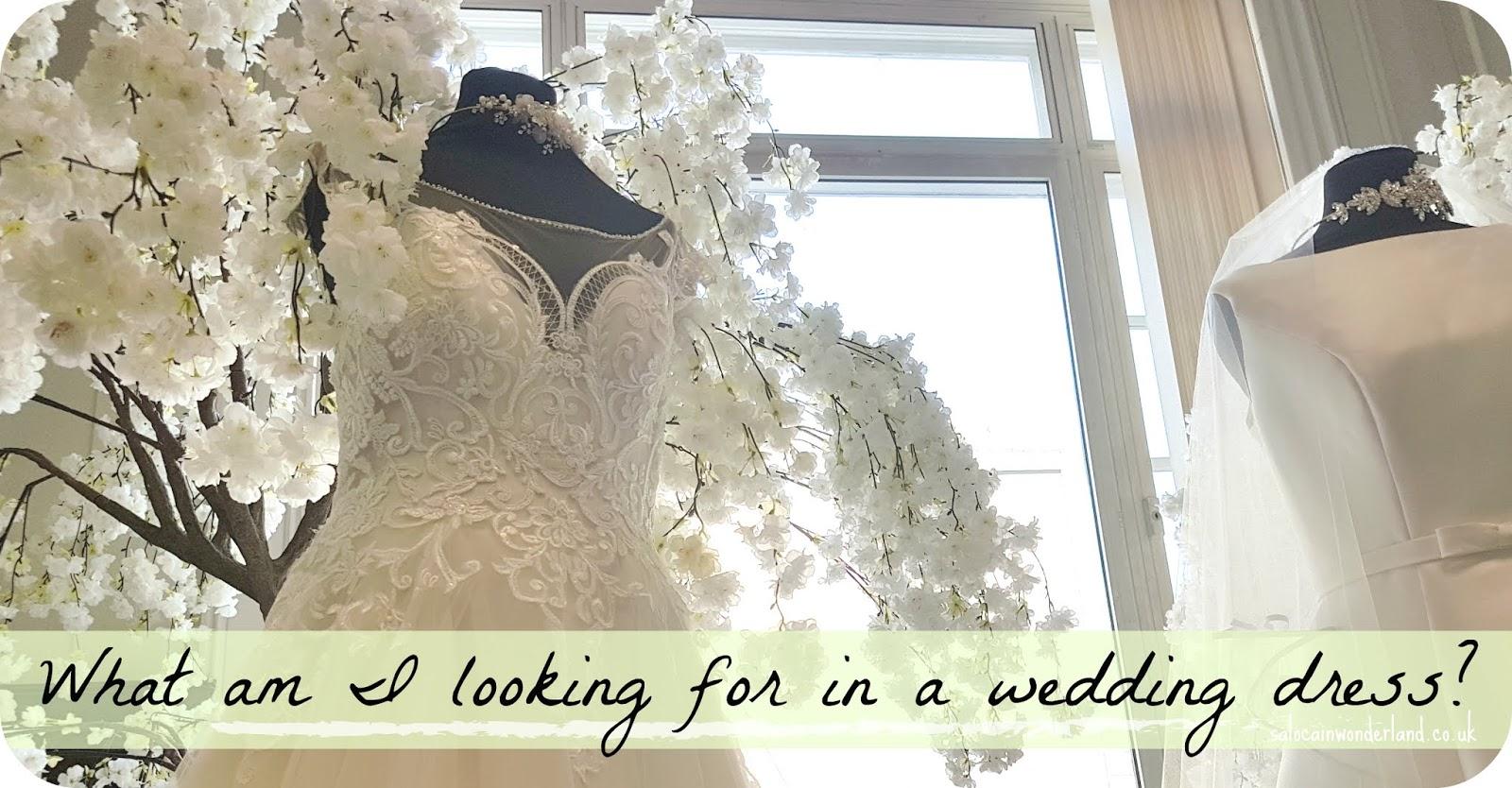 Saloca In Wonderland My Dream Wedding Dress