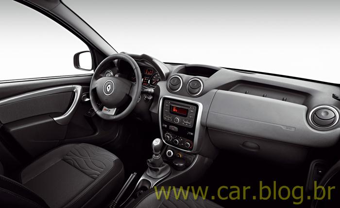 Renault Duster 2012 - bancos