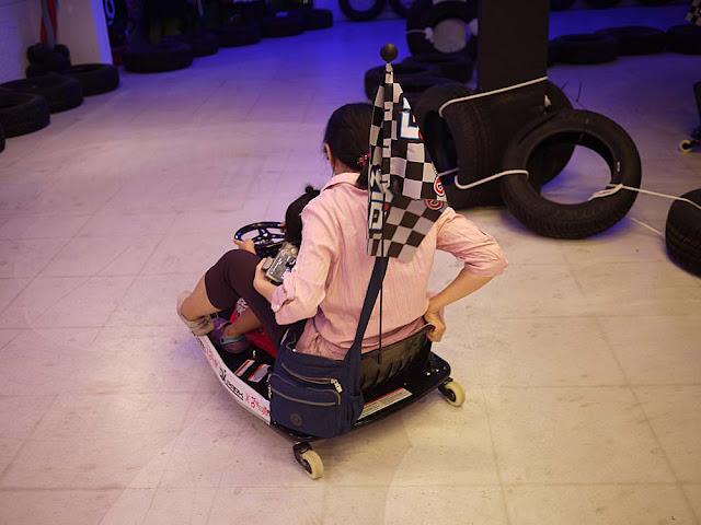 P1300712 - 熱血採訪│千萬不要帶小孩去D.K PARK X 甜在興,台中首間賽車主題餐廳會讓小孩失心瘋阿(已歇業