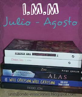 IMM: Julio y agosto