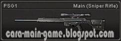 Senjata Point Blank PSG1