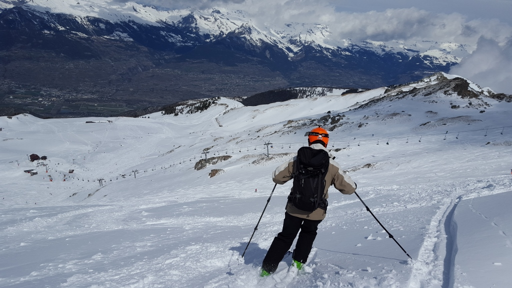 Martin elorza guias de monta a esqui de travesia y fuera for Fuera de pista madrid