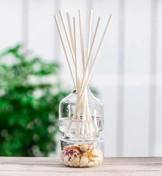 Coastal Beach Theme Reed Diffuser