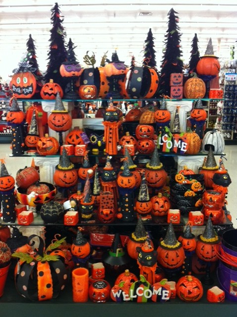 Hobby Lobby Halloween Decorations 2019.Vintage Halloween Collector Halloween At Hobby Lobby 1