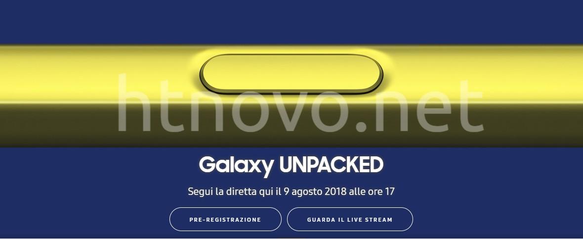 Galaxy-note-9-diretta-streaming-presentazione-ufficiale-htnovo.net