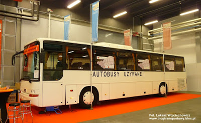 Van Hool T915CL, Belgian Bus Sales, TransExpo 2010, Kielce