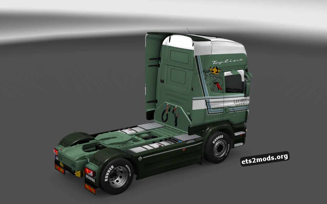 Scania RJL Legro Skin