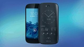 YotaPhone 2, Smartphone Dengan Dua Layar Resmi Masuk Indonesia