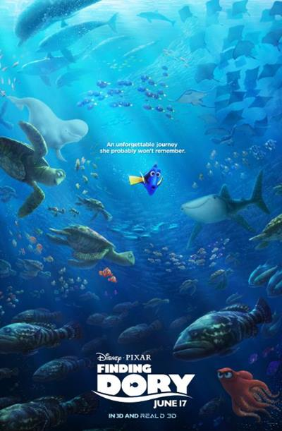 Finding Dory 2016 full movie