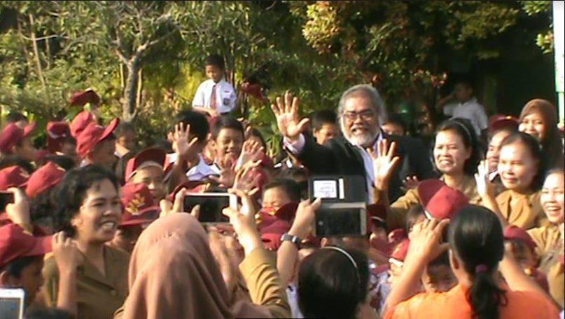 Ketua Komnas Perlindungan Anak, Aris Merdeka Sirait