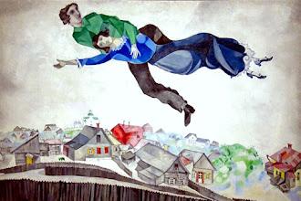 Expo : Chagall, Lissitzky, Malevitch - L'avant-garde russe à Vitebsk (1918-1922) - Centre Pompidou - Jusqu'au 16 juillet 2018
