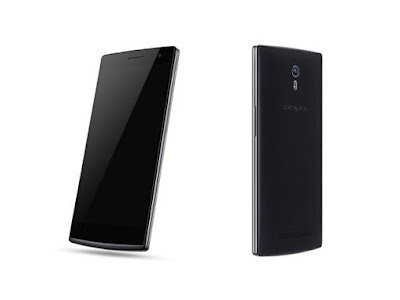 Oppo Find 7a Specifications - LAUNCH Announced 2014, March  Also known as Oppo Find 7 FullHD, Oppo Find 7 FHD DISPLAY Type IPS LCD capacitive touchscreen, 16M colors   Size 5.5 inches (~72.9% screen-to-body ratio) Resolution 1080 x 1920 pixels (~401 ppi pixel density) Multitouch Yes Protection Corning Gorilla Glass 3  - ColorOS UI BODY Dimensions 152.6 x 75 x 9.2 mm (6.01 x 2.95 x 0.36 in) Weight 170 g (6.00 oz) PLATFORM OS Android OS, v4.3 (Jelly Bean) CPU Quad-core 2.3 GHz Krait 400 Chipset Qualcomm MSM8974AB Snapdragon 801 GPU Adreno 330 MEMORY Card slot microSD, up to 128 GB (dedicated slot) Internal 16 GB, 2 GB RAM CAMERA Primary 13 MP, autofocus, dual-LED flash Secondary 5 MP Features Geo-tagging, touch focus, face detection, panorama, HDR Video 2160p@30fps, 1080p@60fps, 720p@120fps NETWORK Technology GSM / HSPA / LTE 2G bands GSM 850 / 900 / 1800 / 1900 - all models 3G bands HSDPA 850 / 900 / 1900 / 2100 - international model  HSDPA 850 / 900 / 1700 / 1900 / 2100 - Mexico & US model 4G bands LTE band 1(2100), 3(1800), 7(2600), 20(800) - International model  LTE 700 / 1700 / 2100 - Mexico & US model Speed HSPA, LTE GPRS Yes EDGE Yes COMMS WLAN Wi-Fi 802.11 a/b/g/n/ac, dual-band, WiFi Direct, hotspot NFC Yes GPS Yes, with A-GPS USB microUSB v2.0, USB Host Radio No Bluetooth v4.0, A2DP FEATURES Sensors Accelerometer, gyro, proximity, compass Messaging SMS (threaded view), MMS, Email, Push Email, IM Browser HTML5 Java No SOUND Alert types Vibration; MP3, WAV ringtones Loudspeaker Yes 3.5mm jack Yes  - Oppo MaxxAudio BATTERY  Removable Li-Po 2800 mAh battery Stand-by  Talk time  Music play  MISC Colors White, Black  - Fast battery charging: 75% in 30 min - Active noise cancellation with dedicated mic - MP4/H.264/WMV player - MP3/eAAC+/WMA/WAV player - Document viewer - Photo viewer/editor - Voice memo/dial/commands