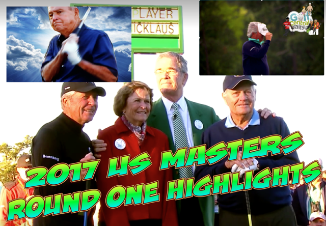 2017 US Masters Highlights Video