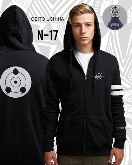 jas exclusive jaket obito N17