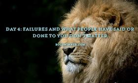 failure doesn't matter
