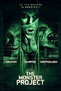 The Monster Project Poster