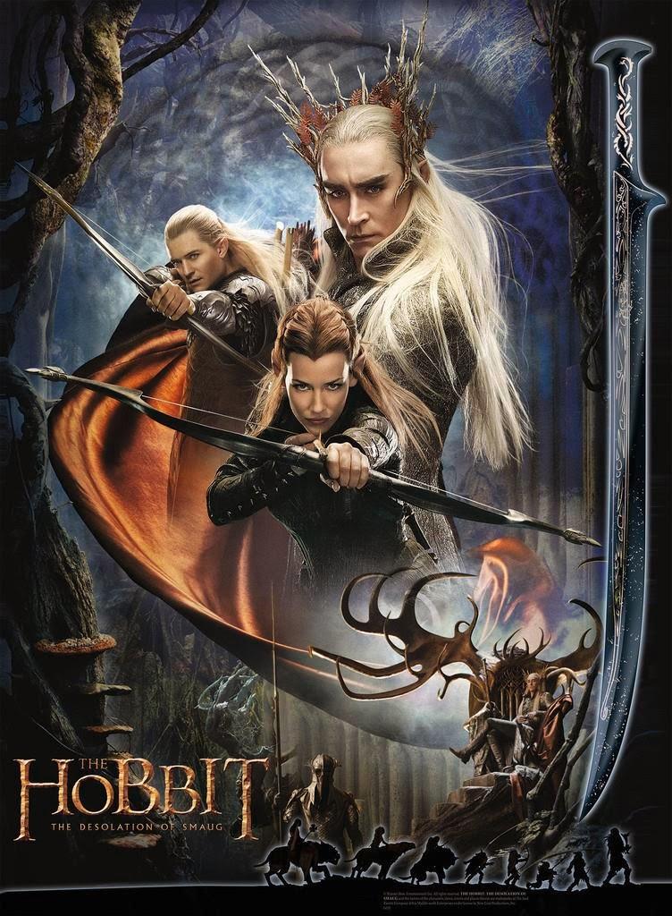 The Hobbit Movie Blog: October 2013