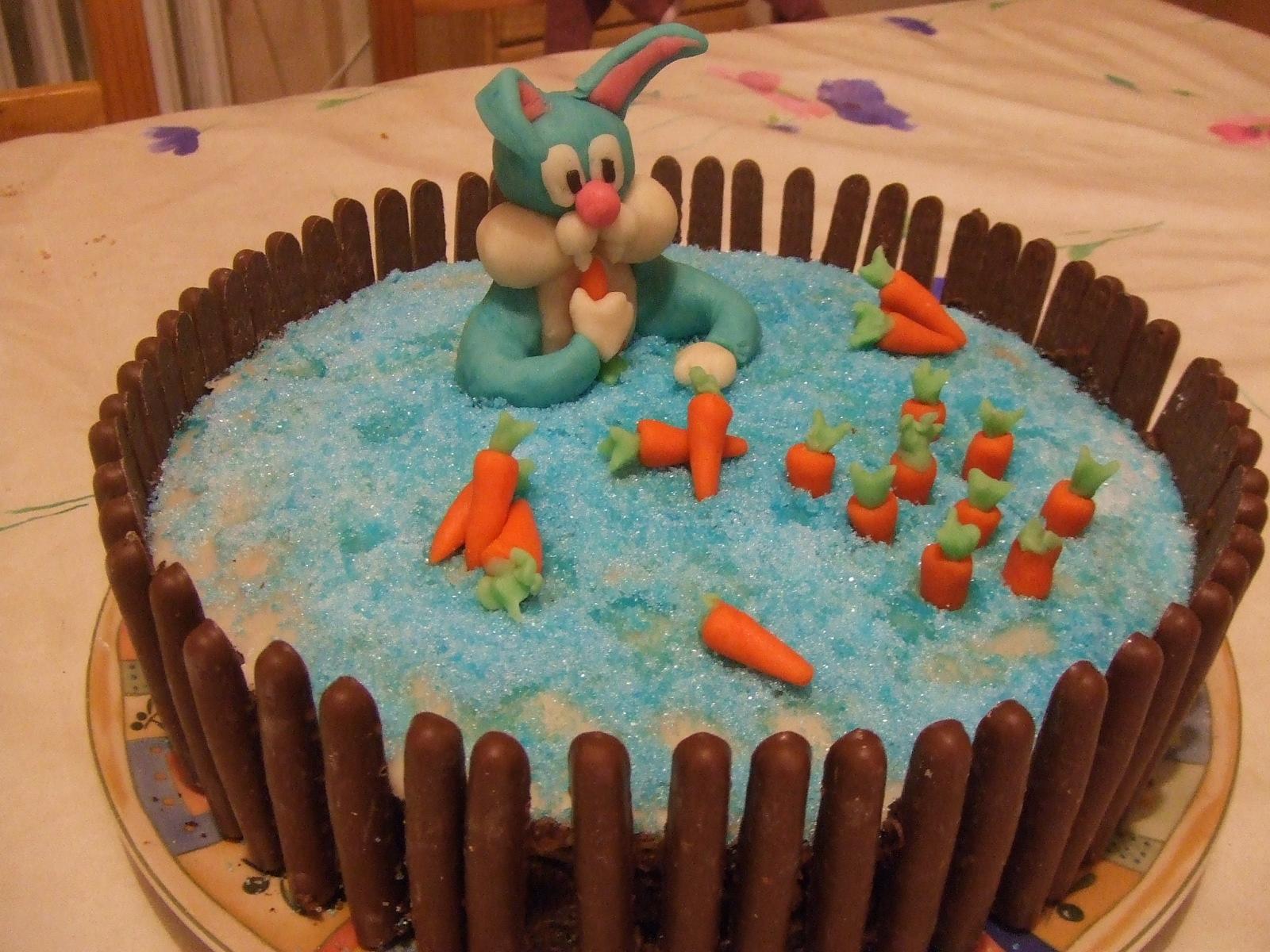 Cake Sophie Lapin Prubeaux