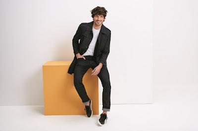 Esprit, Andrés Velencoso, model, modelo, blog moda masculina, blogger, fashionblogger, menswear, casual, smart-casual, Sashiko, Kintsugi, Esprit Men,