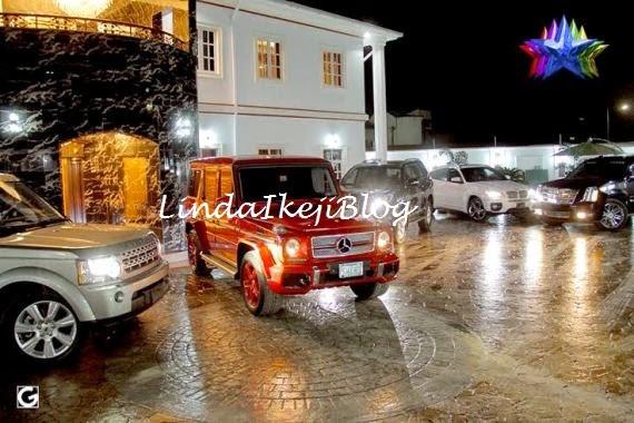 kceegwagonbirthday+present+lindaikejiblog2 Kcee Gets 2013 Benz G Wagon From Brother As Birthday Gift [See Photos]