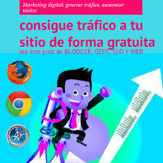 conseguir tráfico cualificado a mi blog con enlaces de forma gratuita y muchas visitas