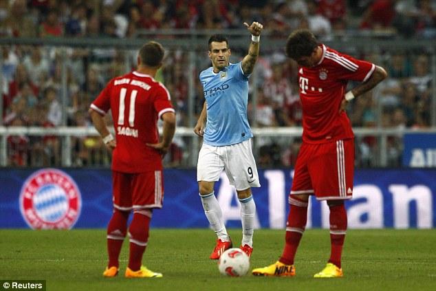 Bayern Manchester City Aufstellung