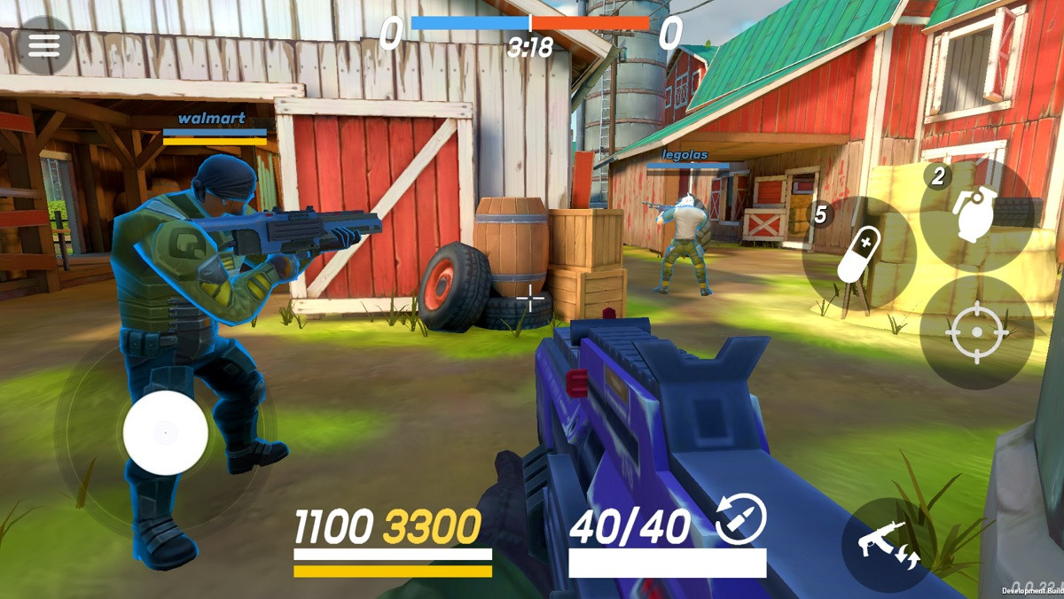 guns of boom modded apk