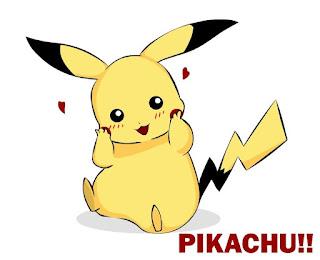 Menggambar Animasi Kartun 2D Pikachu Dengan Adobe Flash CS6