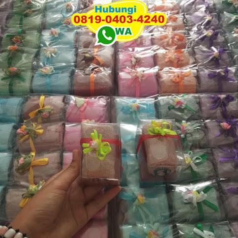 harga Souvenir Towel Cake harga murah 50646