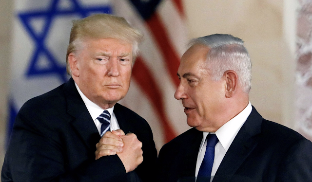 Donald Trump & Benjamin Netanyahu -- Why Would the Leaders' Relationship Surprise Anyone?