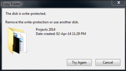 How to Format Write Protected USB Disk Drive and SD Card