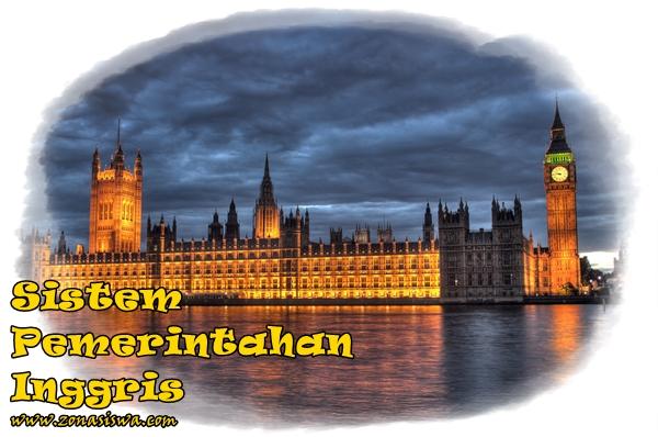 Sistem Pemerintahan Inggris | www.zonasiswa.com