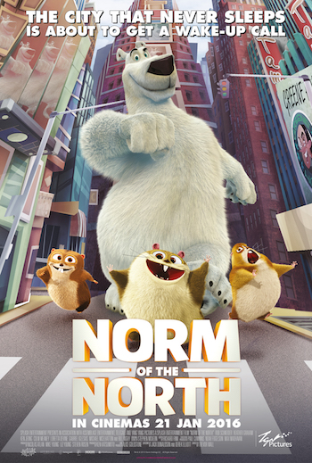 Norm Of The North 2016 Dual Audio Hindi Full Movie Download