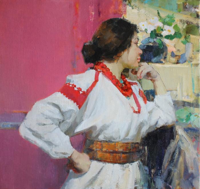 Современный украинский художник-реалист. Вадим Суворов