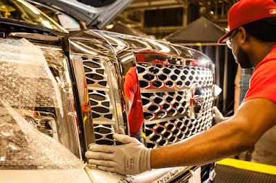 """""""Steel to Wheels"""" : Ένα συναρπαστικό video από την γραμμή παραγωγής του Nissan TITAN XD στις ΗΠΑ"""