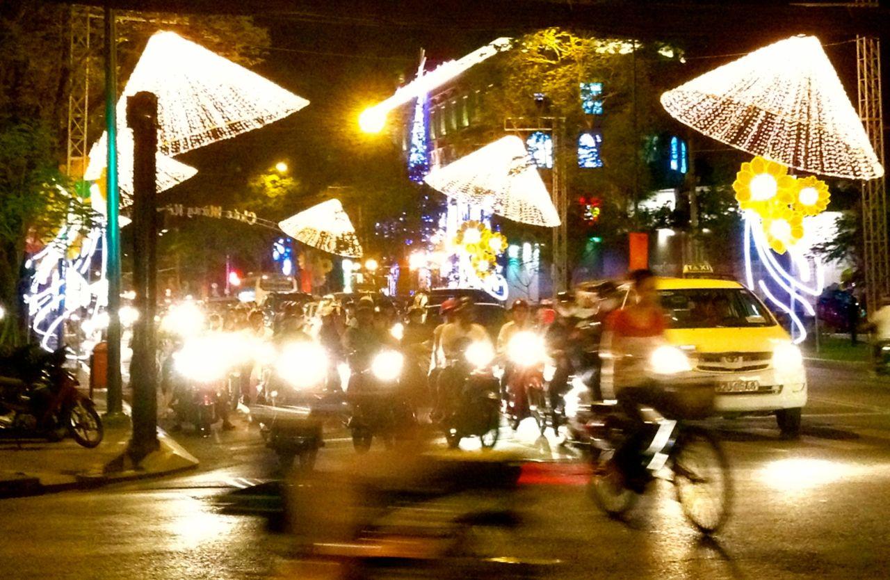 Christmas At Chateau Mango Vietnam