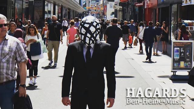 Bruxelles - Clip de Musique - Hagards - Ben Heine Music - 2016