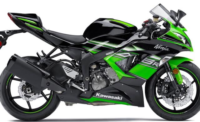 Kawasaki Ninja ZX-6R KRT Edition 2016 Di Lancarkan