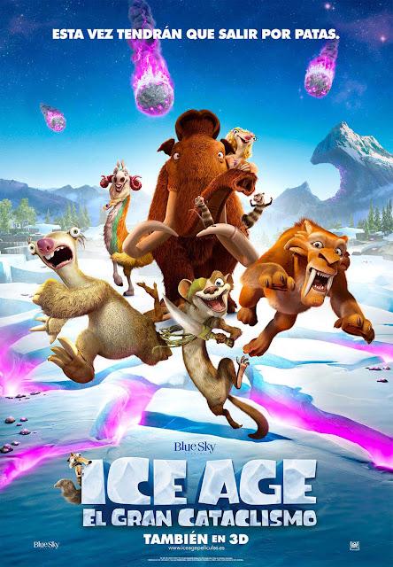 Cartel: Ice Age: El gran cataclismo (2016)