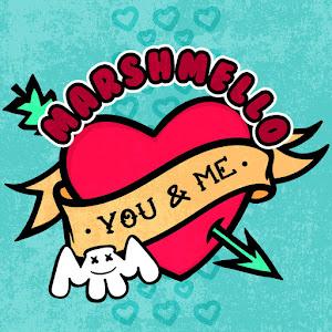 Marshmello - You & Me - Single Cover