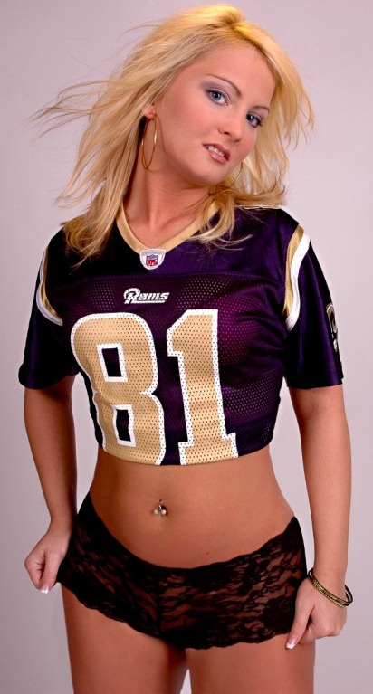 Beauty Babes: NFL Week 3 Babe Alert: St. Louis Rams vs ...